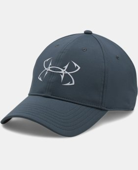 Men's UA Fish Hook Cap  2 Colors $10.49 to $14.24