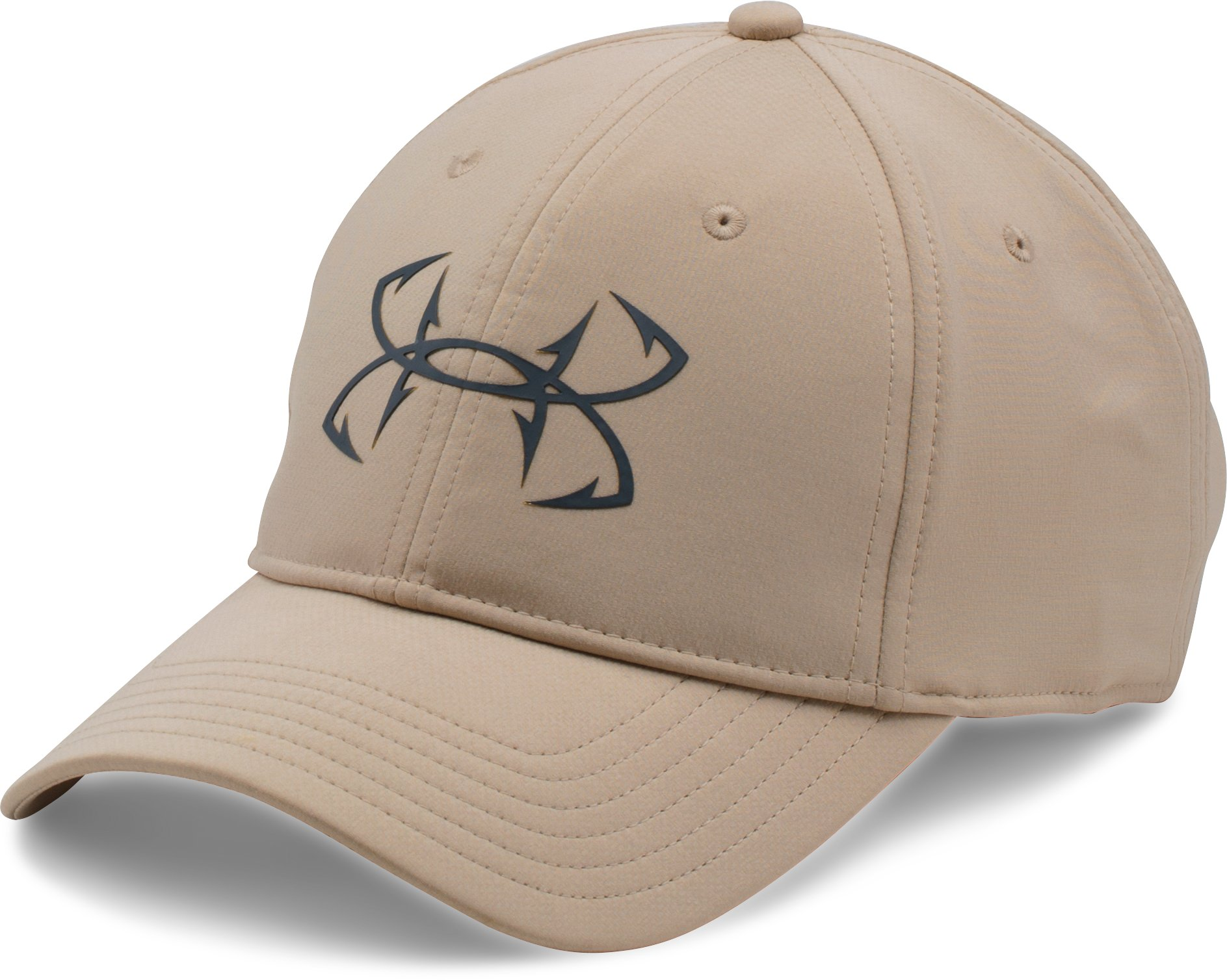 Men's UA Fish Hook Cap, Desert Sand, zoomed image
