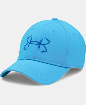 Men's UA Fish Hook Cap  1 Color $10.49 to $14.24
