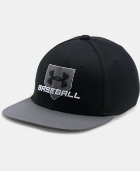 Boys' UA Baseball Embossed Cap  1 Color $22.99