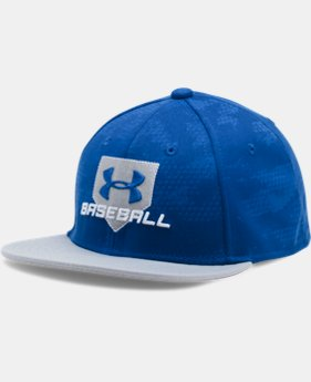 Boys' UA Baseball Embossed Cap  1 Color $18.99