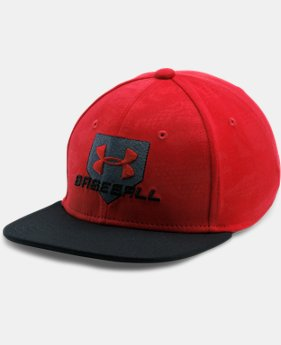 New Arrival Boys' UA Baseball Embossed Cap   $24.99