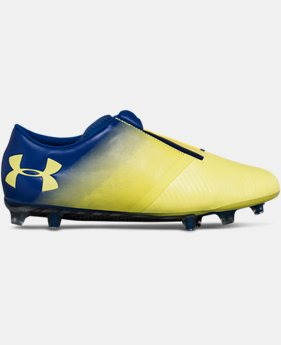 Men's UA Spotlight Firm Ground Soccer Cleats  1  Color Available $219.99