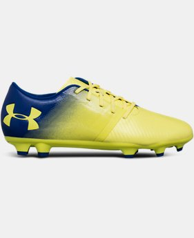 New Arrival Men's UA Spotlight BL Firm Ground Soccer Cleats  1 Color $119.99