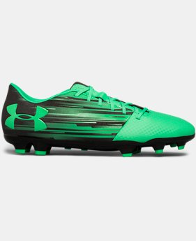 Men's UA Spotlight DL Firm Ground Soccer Cleats  1  Color Available $44.99
