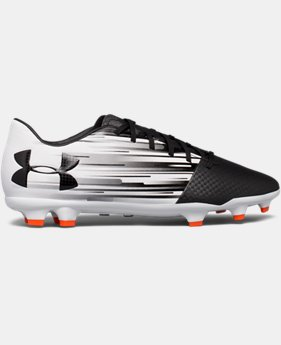 Men's UA Spotlight DL Firm Ground Soccer Cleats  2  Colors $44.99