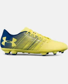 New Arrival Men's UA Spotlight DL Firm Ground Soccer Cleats  1 Color $59.99