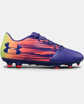 New Arrival Women's UA Spotlight DL Firm GroundSoccer Cleats  1 Color $59.99