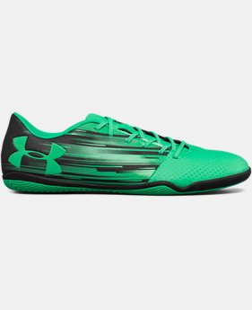 Men's UA Spotlight Indoor Soccer Shoes  2  Colors $44.99