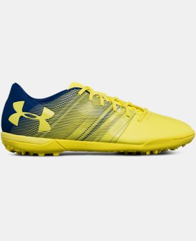 New Arrival Men's UA Spotlight Turf Soccer Shoes  1 Color $59.99