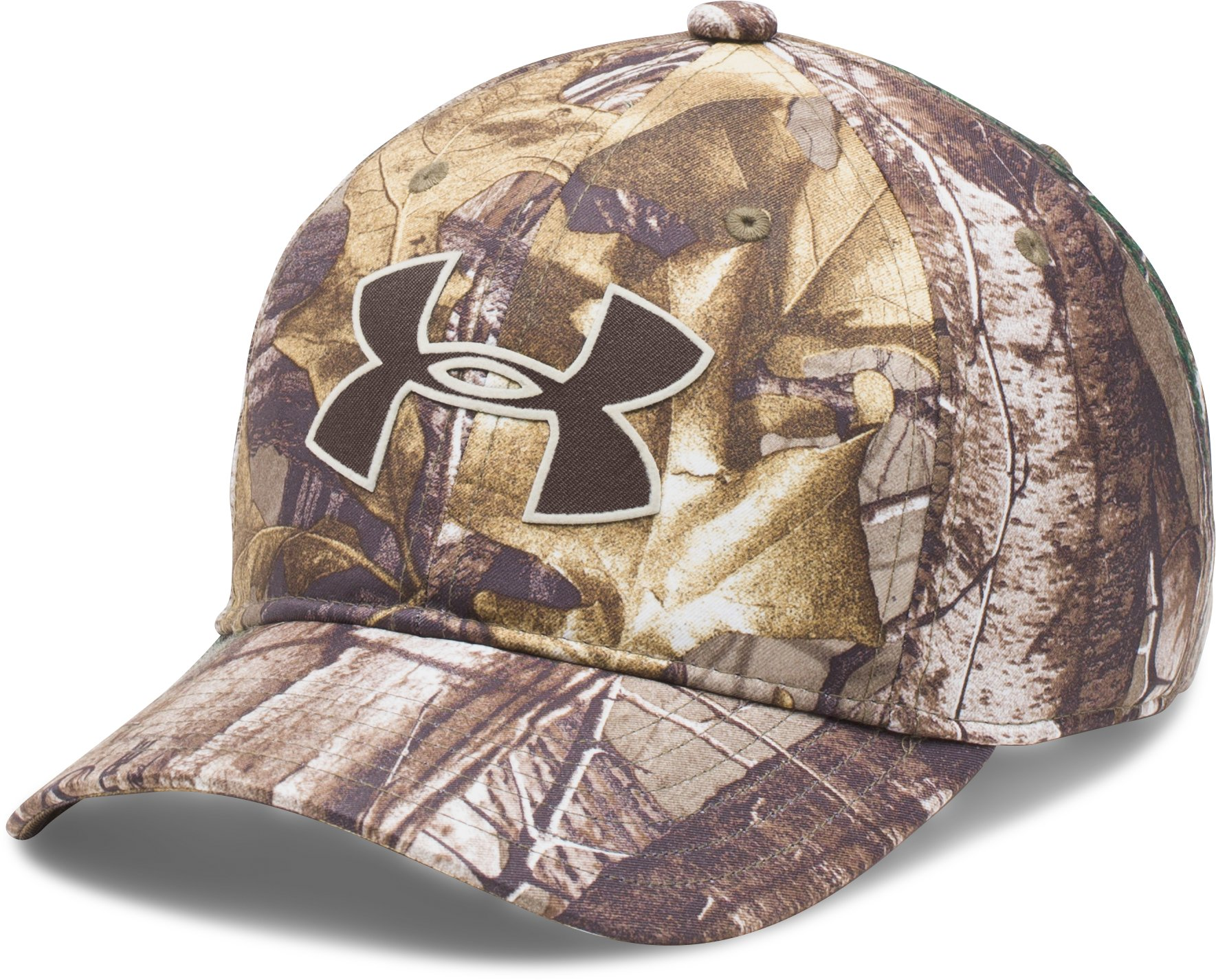 Boys' UA Hunt Cap, REALTREE AP-XTRA