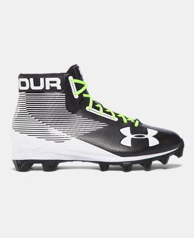 9e1a5d833 Men s UA Hammer™ Mid Rubber Molded Football Cleats 1 Color Available  37.99