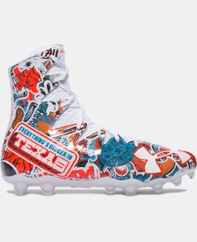 Men's UA Highlight MC — Limited Edition Football Cleats   $99.99