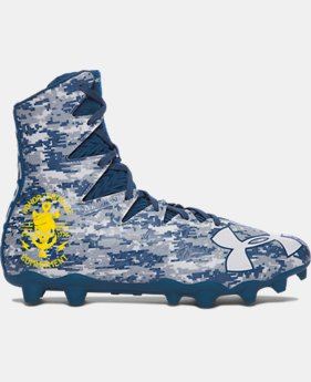 Men's UA Highlight MC — Limited Edition Football Cleats   $74.99