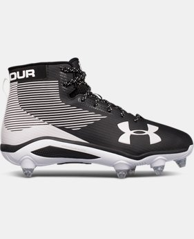 Men's UA Hammer Detachable Football Cleats  1  Color Available $119.99