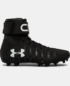 Boys' UA C1N Jr. Molded Football Cleats  2 Colors $89.99