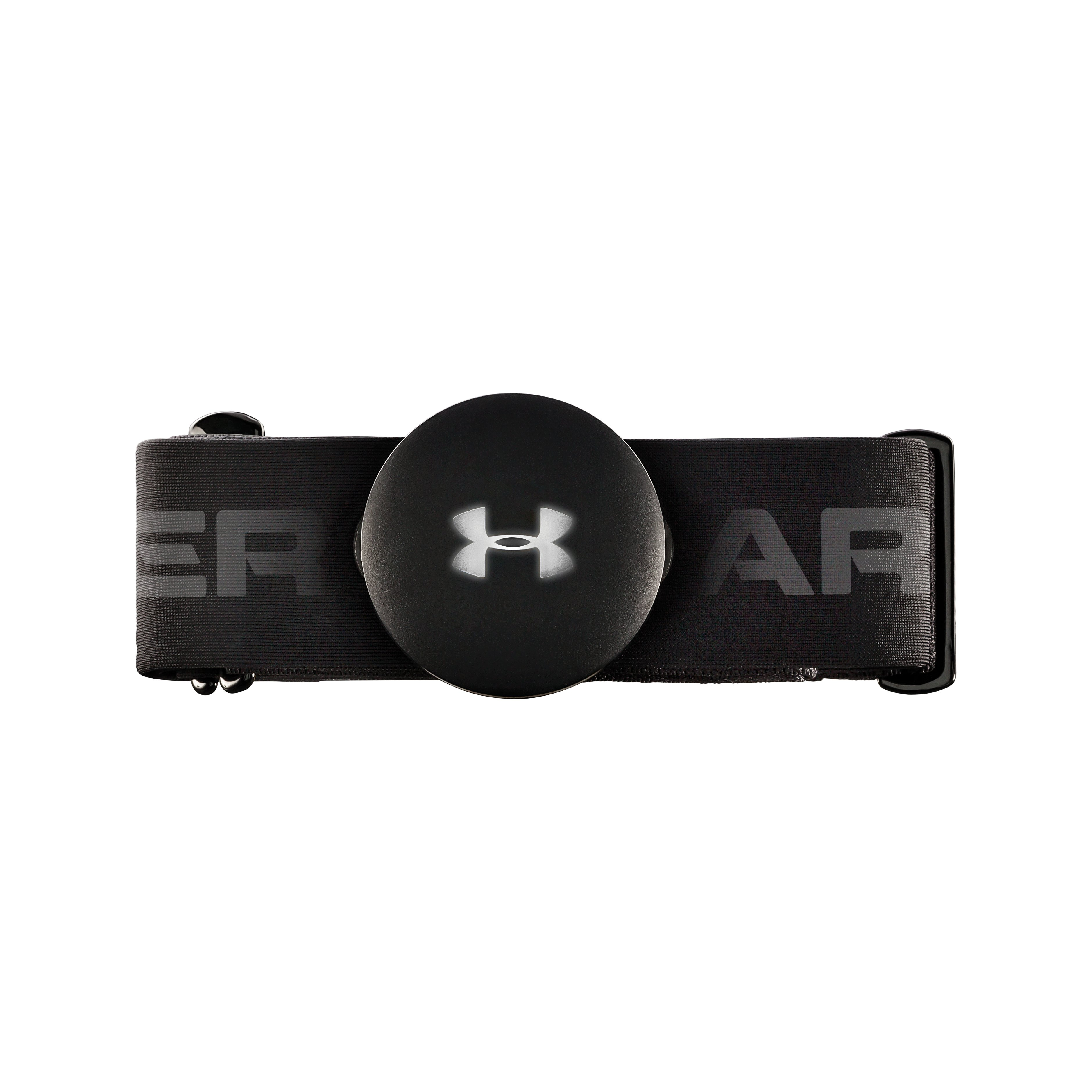 UA Heart Rate, Black , zoomed image