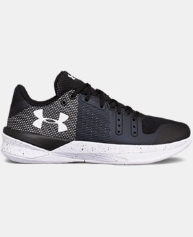 Women's UA Block City Volleyball Shoes  1  Color Available $109.99