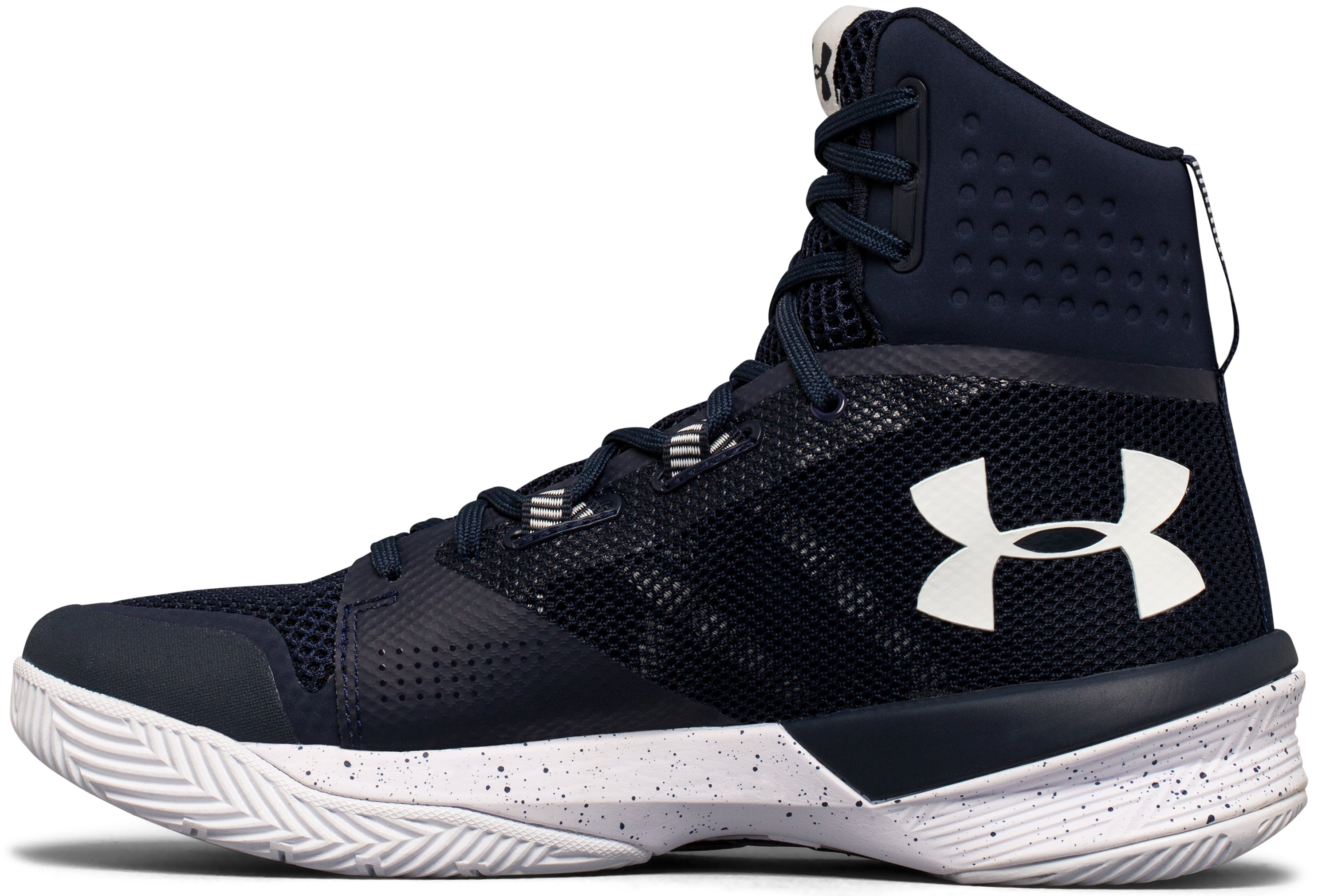 Women's UA Highlight Ace Volleyball Shoes, Midnight Navy