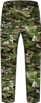 Boys' UA Field Pants, UA Forest Camo,