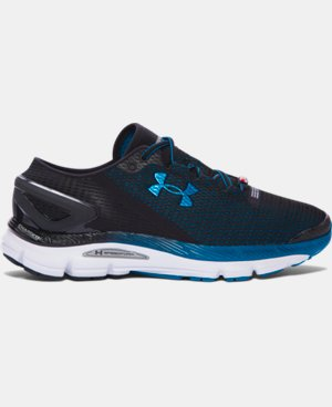 New Arrival  Men's UA SpeedForm® Gemini 2.1 Record-Equipped Running Shoes  1 Color $179.99