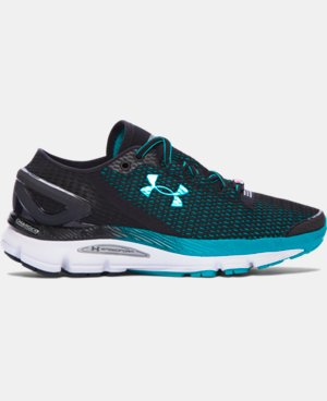 New Arrival  Women's UA SpeedForm® Gemini 2.1 Record-Equipped Running Shoes   $179.99