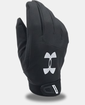 New Arrival Men's UA Sideline Gloves  1 Color $39.99