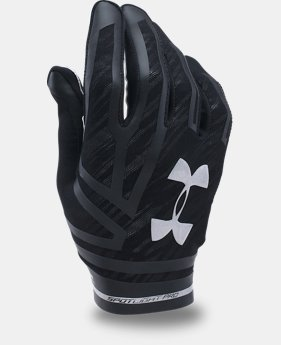 Men's UA Spotlight Pro Football Gloves  1 Color $59.99