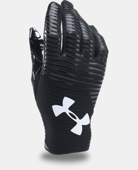 Men's UA Highlight Pro Football Gloves  1  Color Available $54.99