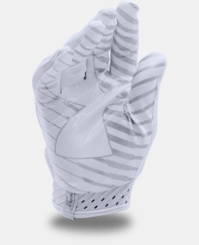 Men's UA Spotlight Football Gloves  10 Colors $44.99