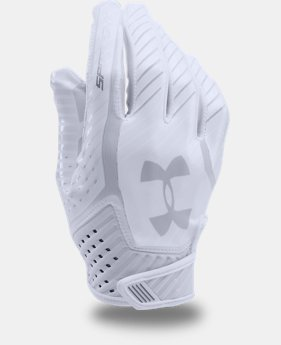 Men's UA Spotlight Football Gloves  9 Colors $44.99