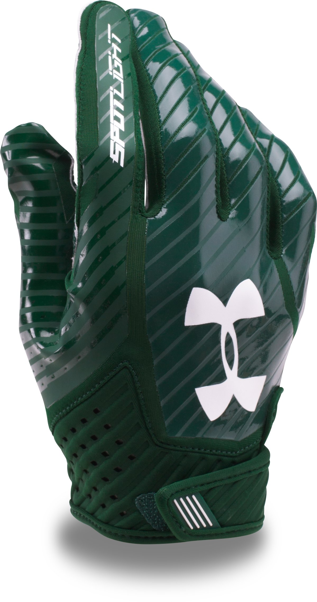 Men's UA Spotlight Football Gloves 10 Colors $26.99 - $33.99