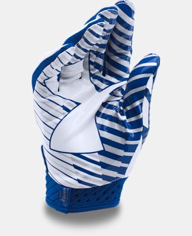 Men's UA Spotlight Football Gloves  4 Colors $44.99