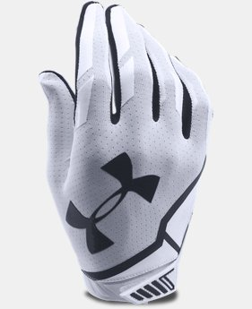 Men's UA Sizzle Football Gloves  2  Colors $23.99 to $29.99