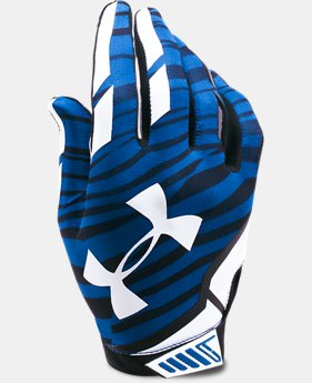 Men's UA Sizzle Football Gloves  3 Colors $39.99