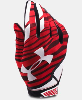 Men's UA Sizzle Football Gloves  1 Color $39.99