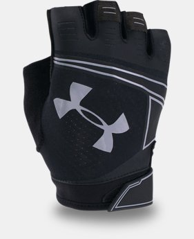 Men's UA CoolSwitch Flux Training Gloves  2  Colors Available $29.99