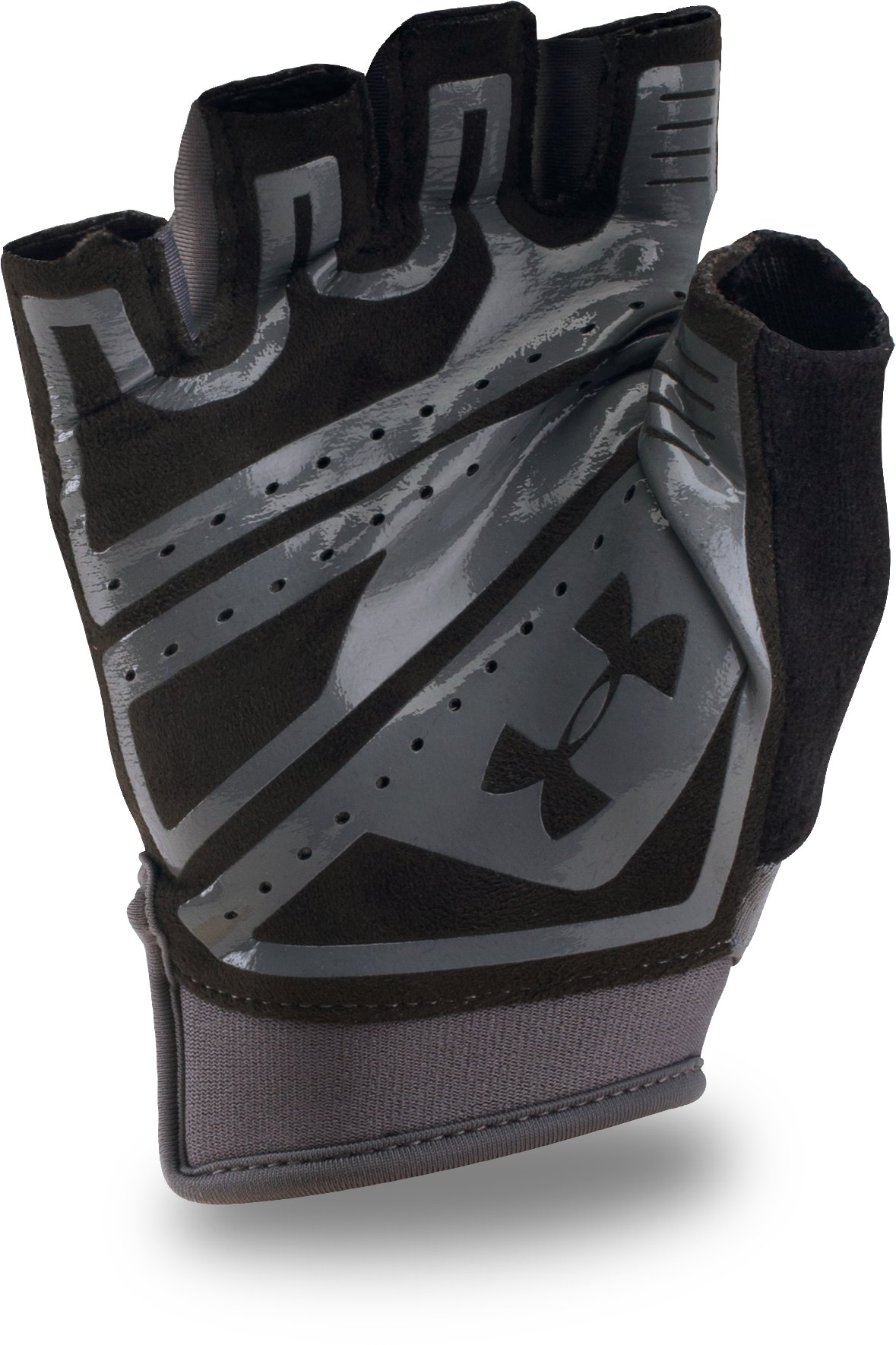 Men's UA CoolSwitch Flux Training Gloves, Graphite,