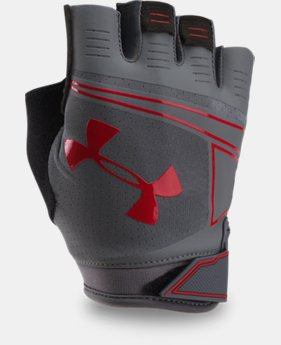 Men's UA CoolSwitch Flux Training Gloves  4 Colors $24.99