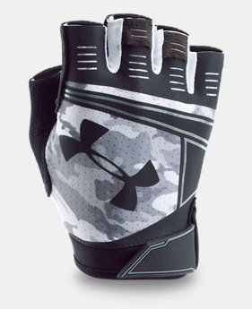 Men's UA CoolSwitch Flux Training Gloves  1  Color Available $24.99
