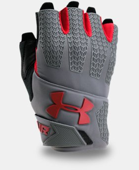 Men's UA ClutchFit® Resistor Training Gloves  1  Color Available $34.99