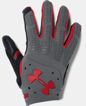 Men's UA ClutchFit® Renegade Training Gloves  3 Colors $39.99