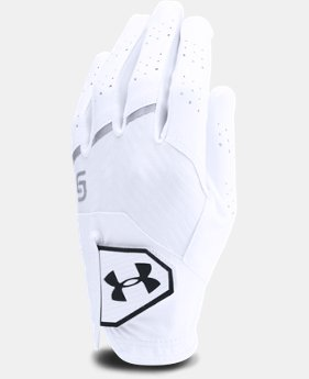 Boys' UA CoolSwitch Golf Glove — Spieth Jr. Edition  2  Colors Available $13.99
