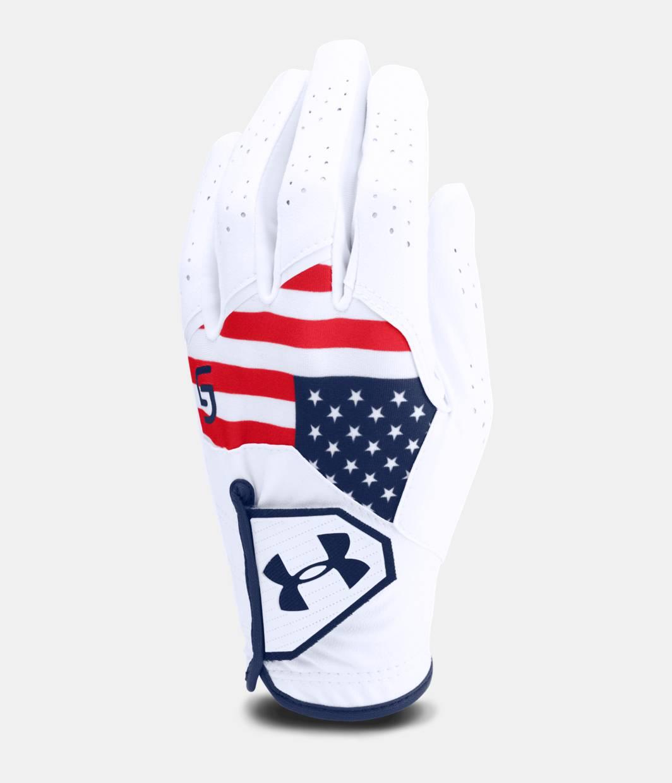 Boys Ua Coolswitch Golf Glove Spieth Jr Edition