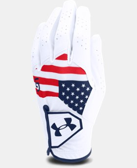Boys' UA CoolSwitch Golf Glove — Spieth Jr. Edition  3 Colors $16.99