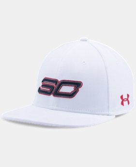 Men's UA SC30 Snapback Hat  1 Color $29.99
