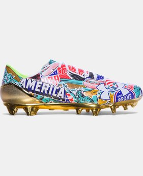 Men's UA Spotlight — Limited Edition Football Cleats   $108.74