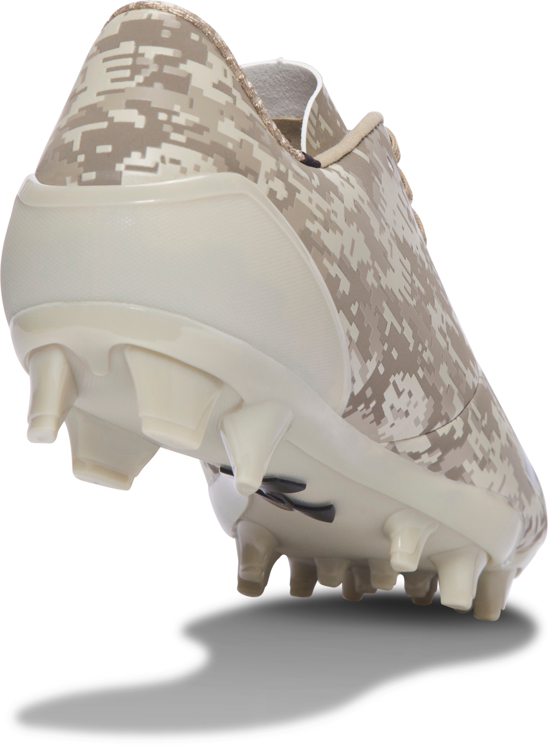 Men's UA Spotlight — Limited Edition Football Cleats, Sandstorm