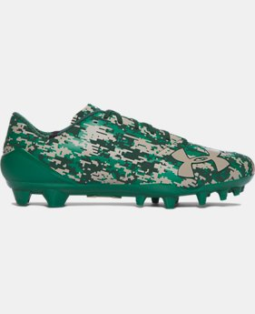 Men's UA Spotlight — Limited Edition Football Cleats  1  Color Available $71.4