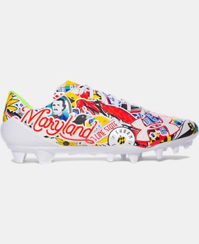 Men's UA Spotlight — Limited Edition Football Cleats   $119